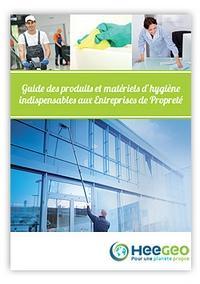 Catalogue spécial entreprises de propreté